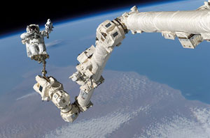 space walk Wikipedia